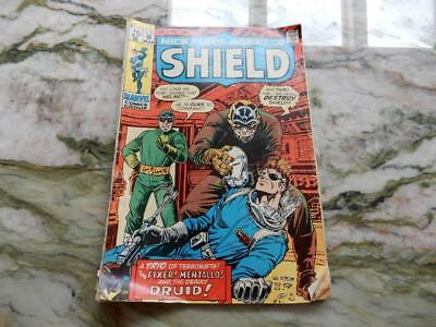 Nick Fury, Agent of SHIELD #18 (Mar 1971, Marvel) Fair ***Special*** (NF20181)