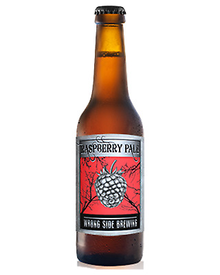 Wrong Side Brewing Raspberry Pale Ale 330mL case of 24 Victoria