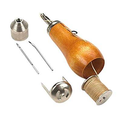 Stiching Speedy Stitcher Sewing Awl Needle Tool Kit for Leather Sail & Canvas HM