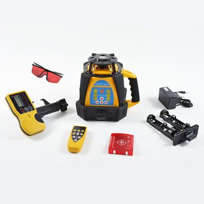 High Accuracy Hq 500M Range Self-Leveling Rotary/ Rotating Laser Level Top New
