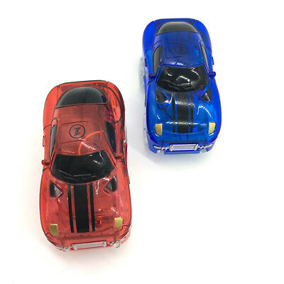 Cars For Magic Tracks Glow in the Dark Amazing Racetrack Light Up Race Car 2018
