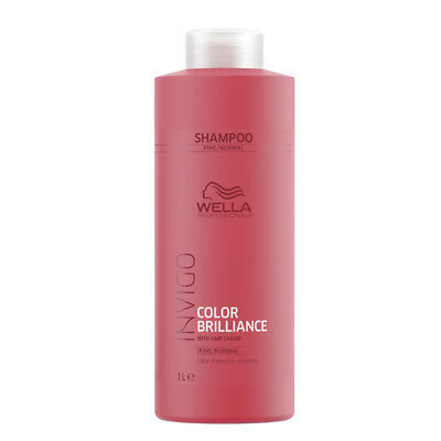 (20,49€/L)Wella Professionals INVIGO Color Brilliance Shampoo Fine/Normal 1000ml