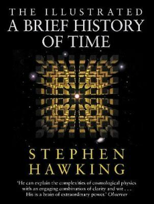 The Illustrated Brief History Of Time by Stephen Hawking 9780593077184