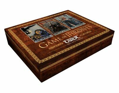 Game of Thrones Tarot by Chronicle Books 9781452164342 (Cards, 2017)