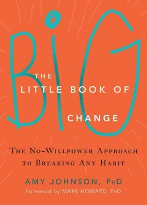 The Little Book of Big Change The No-Willpower Approach to Brea... 9781626252301
