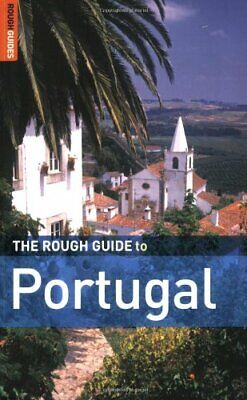 The Rough Guide to Portugal (Rough Guide Travel Gui... by Brown, Jules Paperback