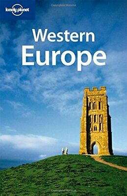 Western Europe (Lonely Planet Multi Country G... by Berkmoes, Ryan ver Paperback