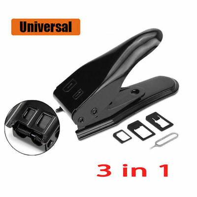 Universal Double Dual SIM Card Cutter Micro Nano Cutting For phone iPhone #hot