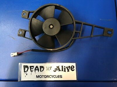 Piaggio Beverly 500,  Radiator Cooling Fan