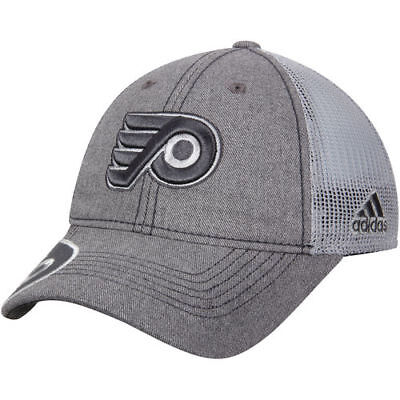 bba63c5f Philadelphia Flyers adidas Travel & Training Slouch Adjustable Hat - Gray