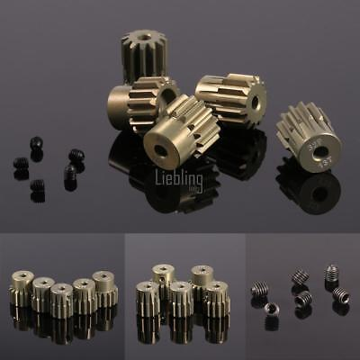 New 32DP 3.175mm Pinion Motor Gear Set for 1/10 RC Car Brushed Brushless LEBB