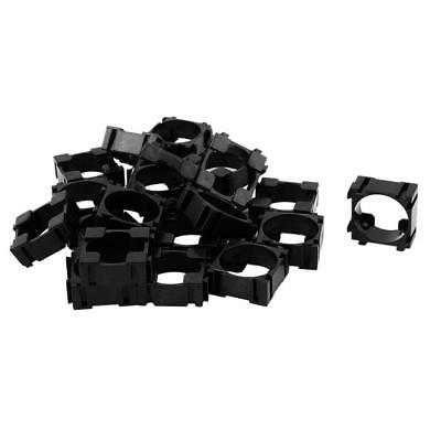 20pcs 18650 Lithium Ion Cell Battery Holder Bracket for DIY Battery Pack top