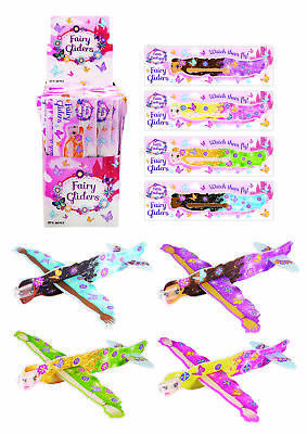 JOB LOT of 48 FAIRY GLIDERS Party Bag Toy WHOLESALE BULK BUY