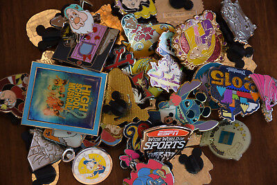 AUTHENTIC Disney Trading Pins Lot 10 No Duplicates Random Mix NO FAKES