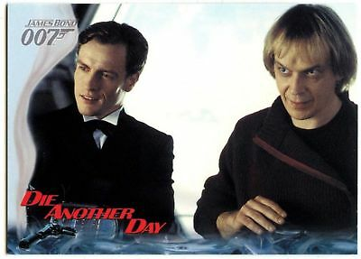 Zao Appears At Ice Palace#38 Die Another Day 2002 JamesBond 007 TradeCard(C1159)