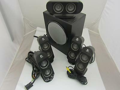 Logitech X530 Surround Sound Speaker System 5.1-Channel Tested