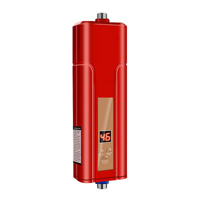 5500W Electric Indoor Tankless Instant Water Heater for Bathroom water Fa Heater