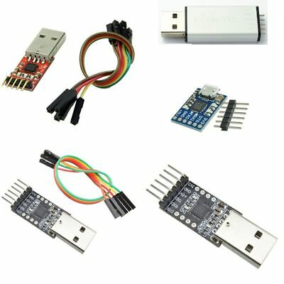 CP2102 USB2.0 to TTL UART 5/6PIN Module Serial Converter STC FT232 + Case