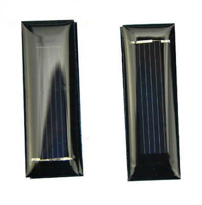 Mini Solar Panel New 0.5V 100mA Solar Cells Photovoltaic panels 53*18MM