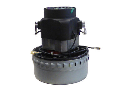 Motor Suction Turbine 1200W for Ghibli AS400 Nilfisk Advance WD 200 - (M18)