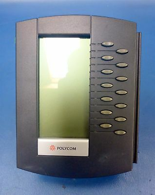 Polycom SoundPoint IP BEM Backlit Expansion Module with Stand | 2201-12750-001
