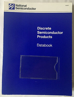 National Semiconductor Discrete Semiconductor Products Data Book