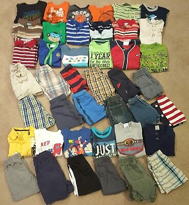 Boys Spring/Summer Clothes! Mystery lot of 10