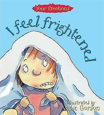 I Feel Frightened (Your Emotions)-ExLibrary