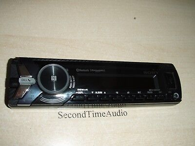 sony mex gs610bt faceplate only oem 29 99 picclick