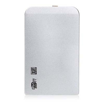 USB 3.0 SATA Hard Drive Disk HDD Case Box External Enclosure Case For PC 2.5""