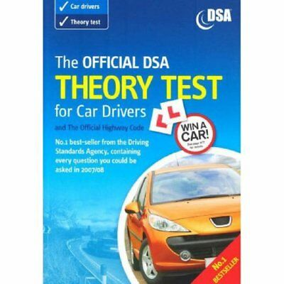 The Official DSA Theory Test for Car Driver... by Driving Standards Ag Paperback