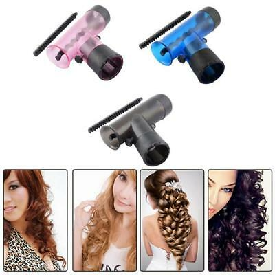 Hair Dryer Diffuser Magic Wind Spin Detachable Curl Hair Diffuser Roller Curler