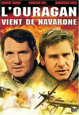 Force 10 From Navarone (1978) * Harrison Ford * Region 2 (UK) DVD * New