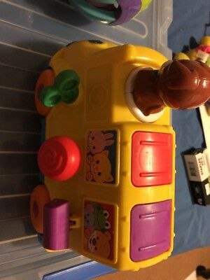 Fisher Price Bus And Rattle