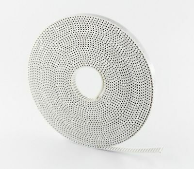 "1 Meter (39.4"") T2.5 Timing Belt 6mm, Perfect For RepRap Prusa Mendel Huxley CNC"