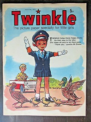 TWINKLE.  NO.372   MARCH 8th.  1975.