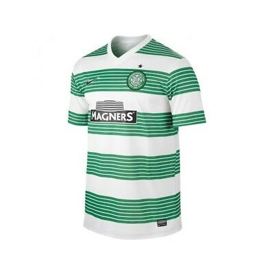 Celtic FC maglia home 2014 15 Nike mens Shirt Glasgow Trikot 544854-106 Scozia