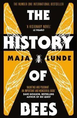 The History of Bees by Maja Lunde 9781471162770 (Paperback, 2018)