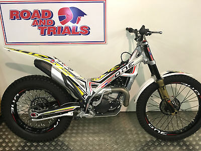 NEW 2019 TRS 250 One Trials Bike in Stock Now Part EX Welcome