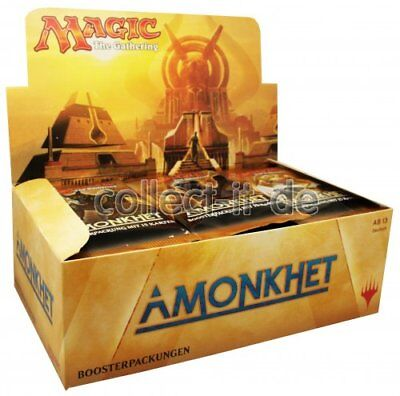 Magic the Gathering - Amonkhet - 1 Display (36 Booster) - Deutsch
