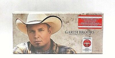 Garth Brooks the Ultimate Collection 10 Discs Includes Recent Album Gunslinger