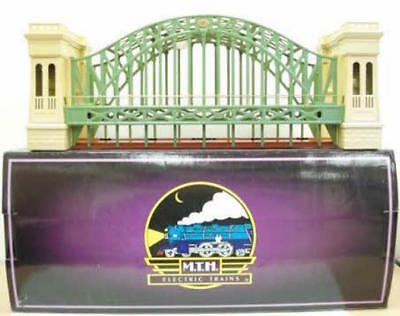 Mth 10-1015 Early Colors Hellgate Bridge - Tinplate Traditions  - New In Box