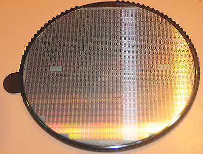 "Silicon Wafer 6""  ST Micro"