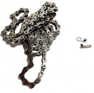 "KMC X8.93 6, 7, 8-Speed Bike Chain fits Campy SRAM Shimano 1/2""x3/32"" 116-Links"