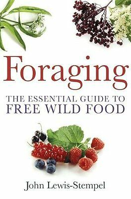 Free Wild Food Drink Foraging Nature Outdoors Guide Best Seller Book