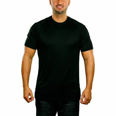 "Paragon 100% Performance Polyester workout ""drifit"" Shirt S-6XL SAME PRICE!!!!!"