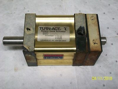 Turn-Act Rotary Vane Actuator , 122-133-05