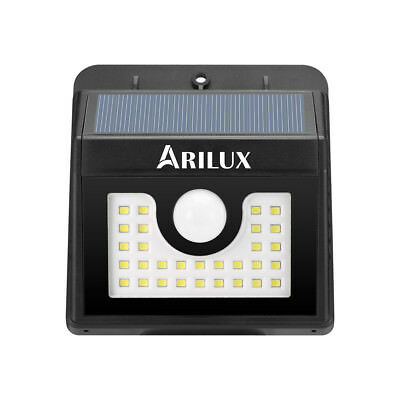 arilux??AL-SL04 Super bright 30 LED Solar PIR motion Sensor Licht wasserdicht