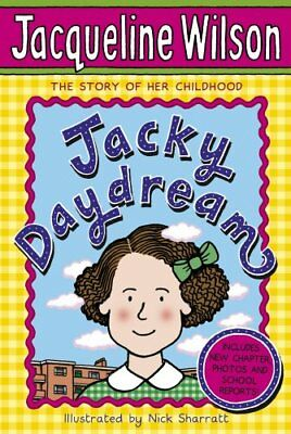 0440867207 Paperback Jacky Daydream Jacqueline Wilson Very Good