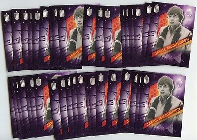 Lot of 71 2016 Topps Doctor Who #9 Jamie McCrimmon Companions Across Time Cards!
